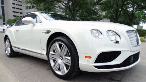 Pre-Owned 2017 Bentley Continental GT AWD