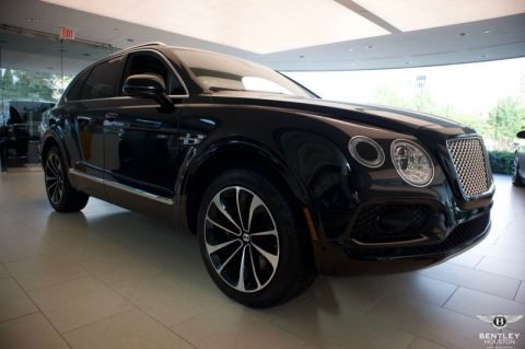 Pre-Owned 2017 Bentley Bentayga  AWD