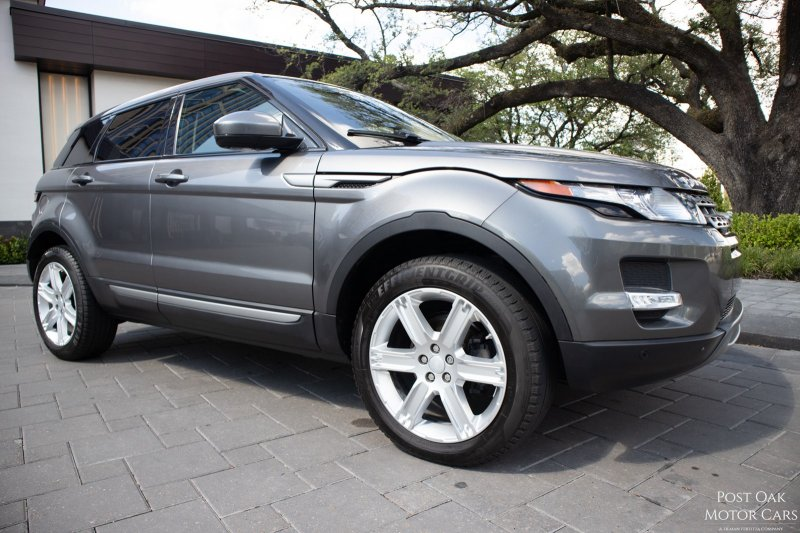 2015 Land Rover Range Rover Evoque Pure Premium WAS $33,950
