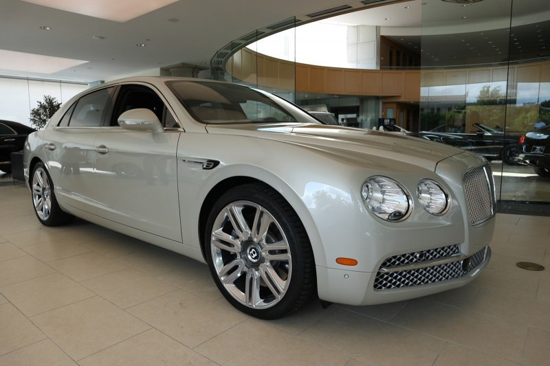 2017 Bentley Flying Spur W12