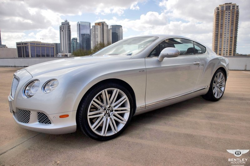 Certified Pre-Owned 2013 Bentley Continental GT Speed 2dr Car in ...