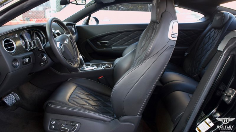Certified Pre-Owned 2014 Bentley Continental GT V8 S 2dr Car in ...