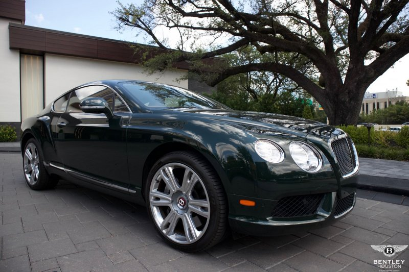 Certified Pre Owned 2013 Bentley Continental Gt V8 2dr Car In