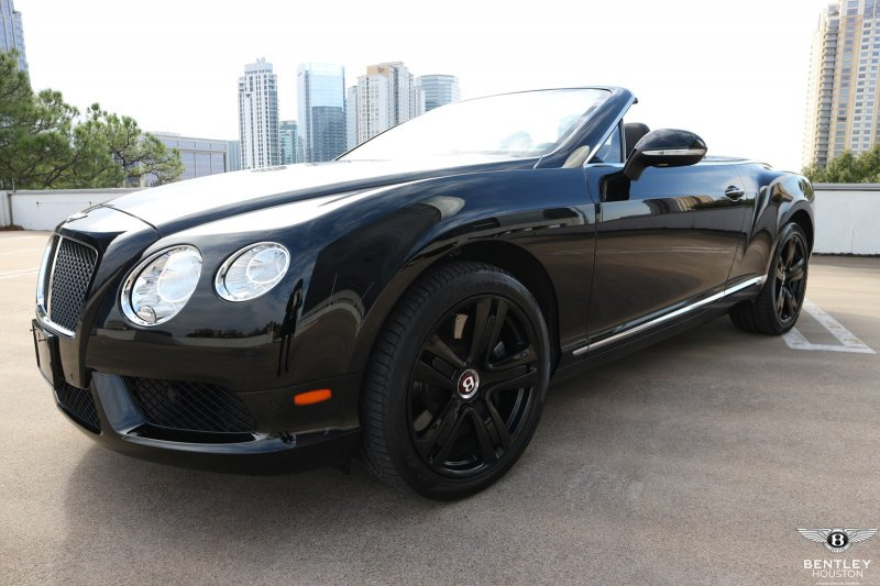 Certified Pre-Owned 2013 Bentley Continental GT V8  AWD