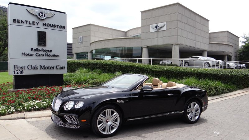 Certified 2016 Bentley Continental GTC V8